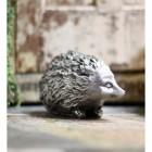 Aluminium decorative hedgehog door stop