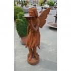 """Marigold Mists"" Woodland Fairy Garden Ornament"