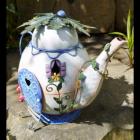 Fairy Teapot House Garden Ornament