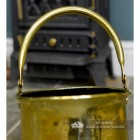 Close-up of the Carry Handle on the Coal Bucket
