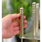 The Sedgley Stainless Steel Companion Set 71cm