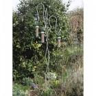 Tree Standing Bird Feeder in Situ in the Garden