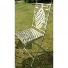 """Aunt Hilda"" Vintage Garden Tea Set Table & Chairs"
