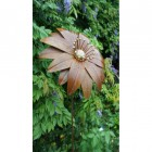 """""""Deluxe Gerbera"""" Finished with lovely brass stamens"""