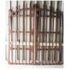 """Peveril Towers"" Rustic Iron Gates"