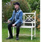 Two Seater Garden Seat