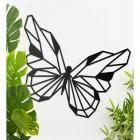 Butterfly Wall Art in Situ