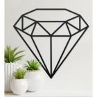 Geometric Diamond Wall Art