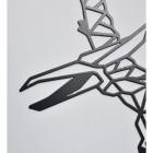 Close up of Geometric Pterodactyl Wall Art