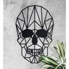Geometric Skull in Situ