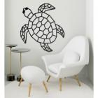 Sea Turtle in Geometric form