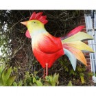"""Hinwick Hen"" Giant Chicken Garden Sculpture"