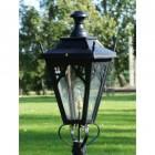 Medium Black Gothic Lantern