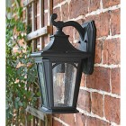 """Side View of the """"Hamstead"""" Wall Lantern"""