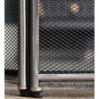 Close-up of the Base of the Three Fold Fire Guard