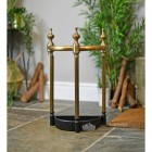 Brass interior entryway Umbrella Stand