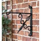 Cupids Arrow Hanging Basket Bracket