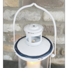 Handle suitable for carrying the candle holder