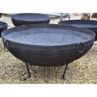 Traditional Kadai Bowl Finished in Black