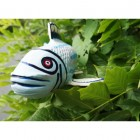 """Freshwater Serenity"" Koi Fish Garden Decoration"