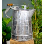 Large Traditional Unpainted  Buckby Watercan with Carry Handle