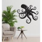 Octopus Wall Art in Situ in the Home