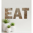 Individual Letters and Numbers- 'EAT'