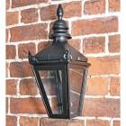 Harrogate Black Wall Lantern