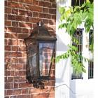 'Mosebly Manor' Wall Lantern in full