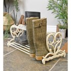 Loredana Heart Shoe Stand With Wellies