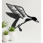 """Mallard"" Duck Wall Art in Situ in the House"