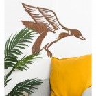 """Mallard"" Duck Wall Art in a Modern Sitting Room"