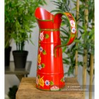 Red Jug in a Narrowboat Style