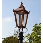 Copper Victorian Lantern 60cm