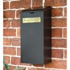 "Medium Pevensey Square"" Newspaper and Parcel Holder"