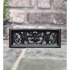 Cast iron Air brick with mesh