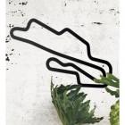 Mugello Motor Circuit Wall Art in Full