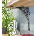 Iron Bridge Shelf Bracket - Small 22 x 22cm