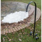 New Forest Leaf Design Bird Bath & Feeder