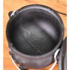 Black Crescent Moon Cauldron Internal Bowl