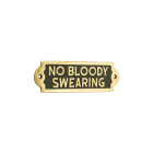 No Bloody Swearing