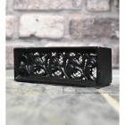 Ornate Air brick cast from iron