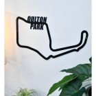 Oulton Park Motor Racing Circuit on Wall