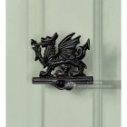 Patriotic Welsh Dragon Front Door Knocker