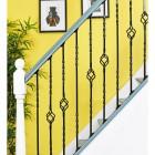 """Cavendish"" Set of 3 Alternating Stair Spindles - Pattern 1"