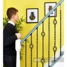 """Cavendish"" Set of 2 Alternating Stair Spindles"