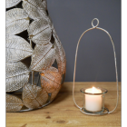 Close-up of the Holder inside the Pear Candle Holder