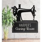 Personalised Sewing Room