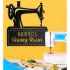 Sewing Room Sign Personalised