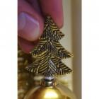 'Seasons Spirit' Christmas Tree Hand Bell